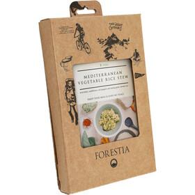 Forestia Heater Comida Outdoor Vegana 350g, Meditteranean Vegetable Rice Stew